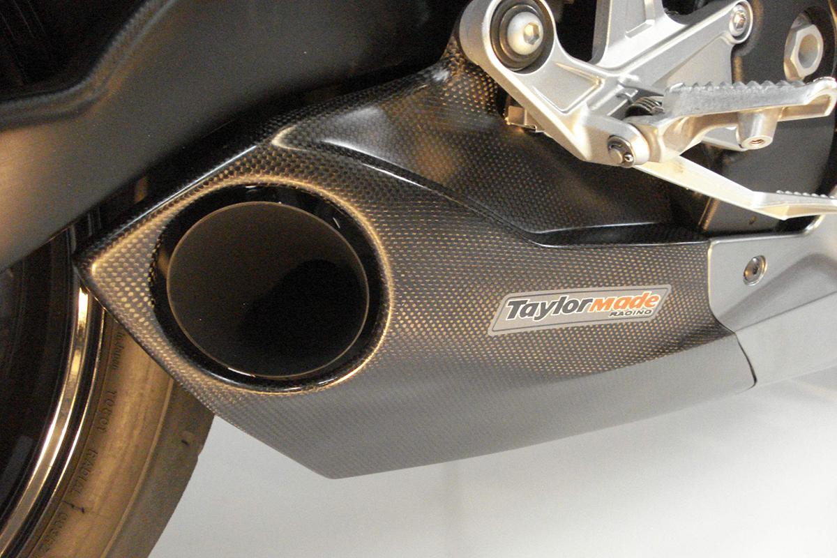 2012 2016 Honda Cbr1000rr Exhaust Kit Gp