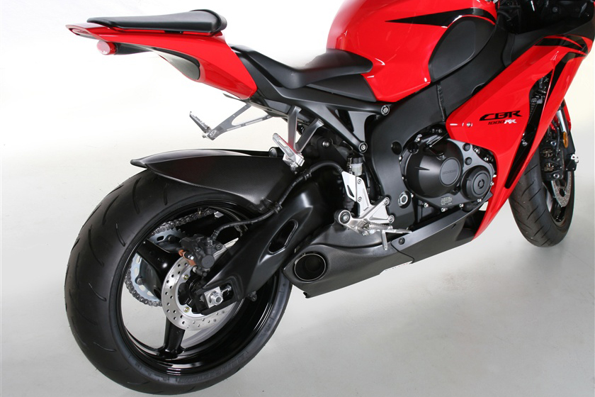 2008 2011 Honda Cbr1000rr Exhaust Kit