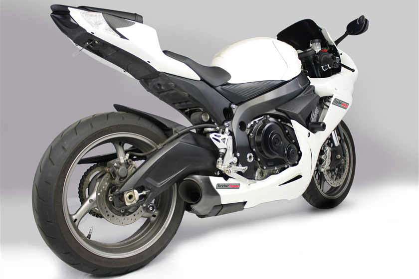 2011 2017 Suzuki Gsxr 600 Gsxr 750 Exhaust Kit
