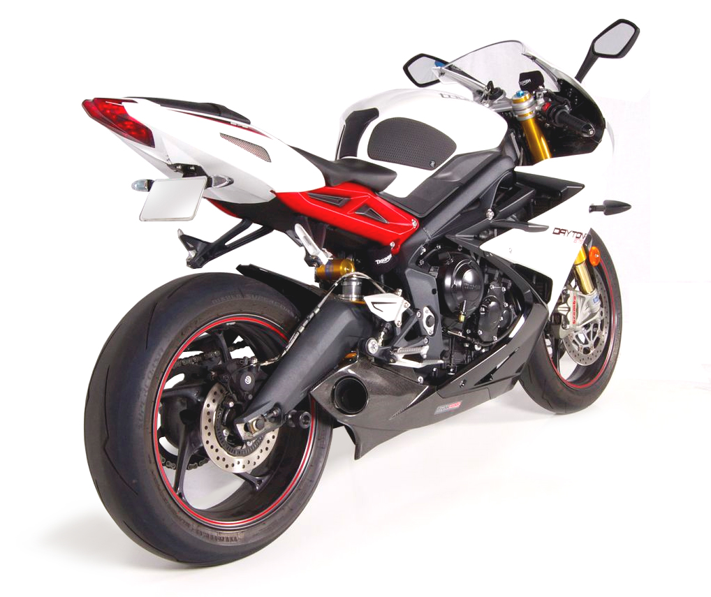 2013 2018 Triumph Daytona 675r Exhaust Kit