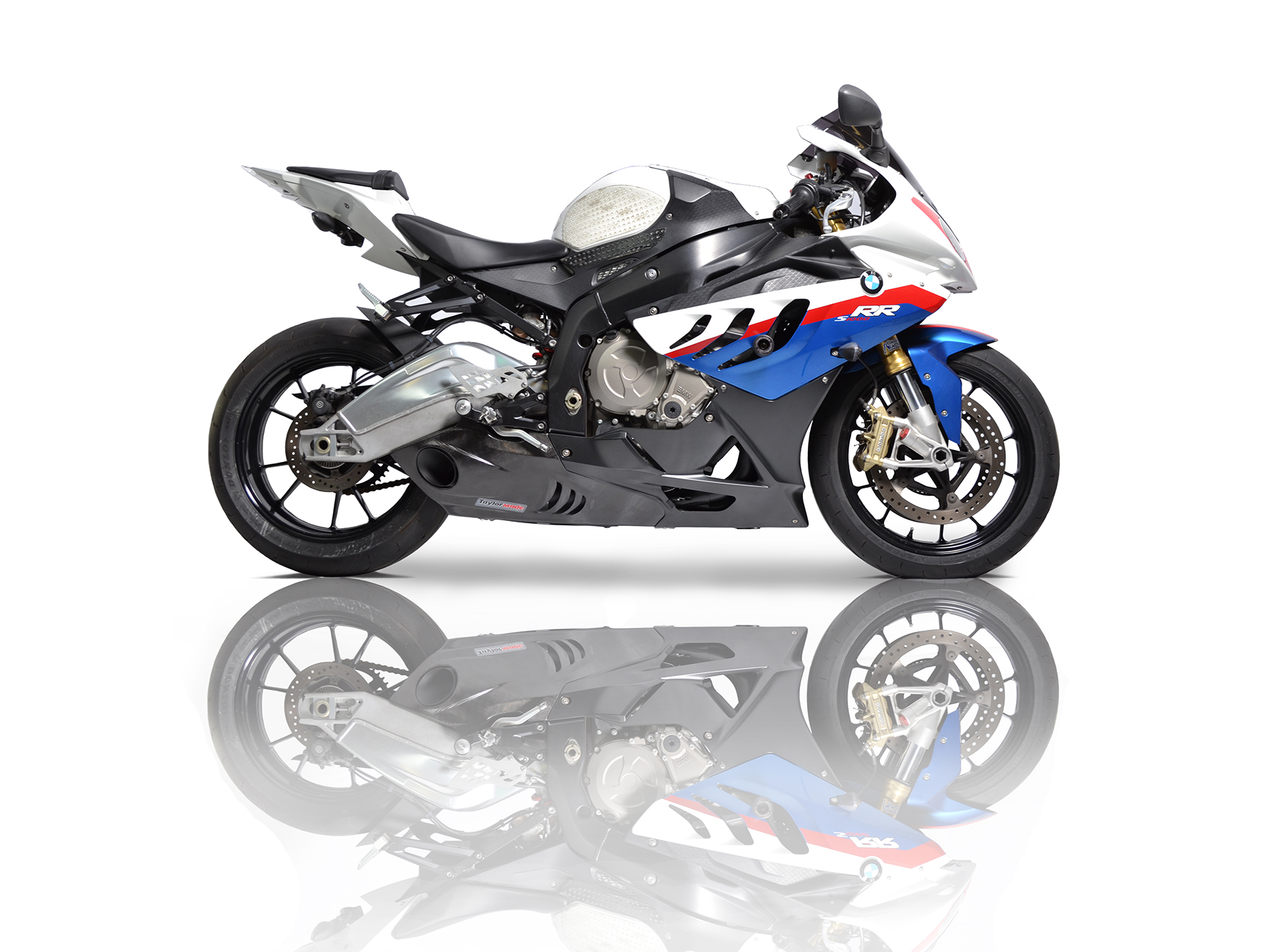 2010-2014 BMW S1000RR Full System Exhaust Kit