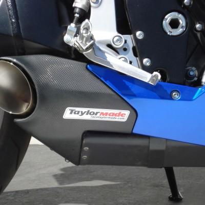 2008 – 2010 Suzuki GSXR 600 / GSXR 750 Exhaust Kit