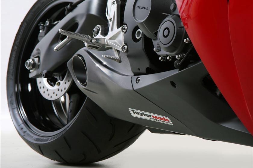 2008 2011 Honda Cbr1000rr Exhaust Kit