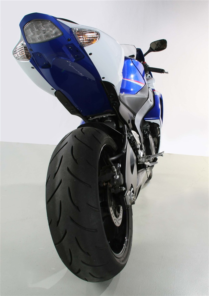 2008 Suzuki GSXR 1000 Exhaust Kit