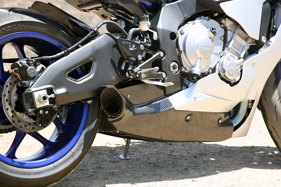 2015   2017 yamaha r1 exhaust kit