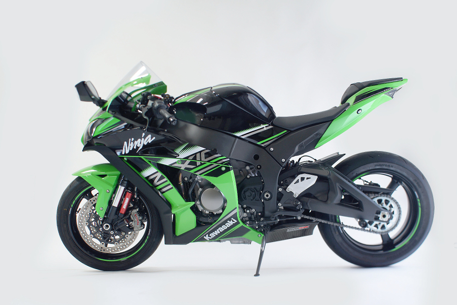 Taylormade ZX-10R Exhaust