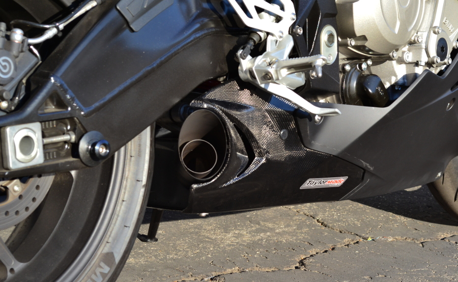 Taylor Made Racing 2017 BMW S1000RR Exhaust Kit