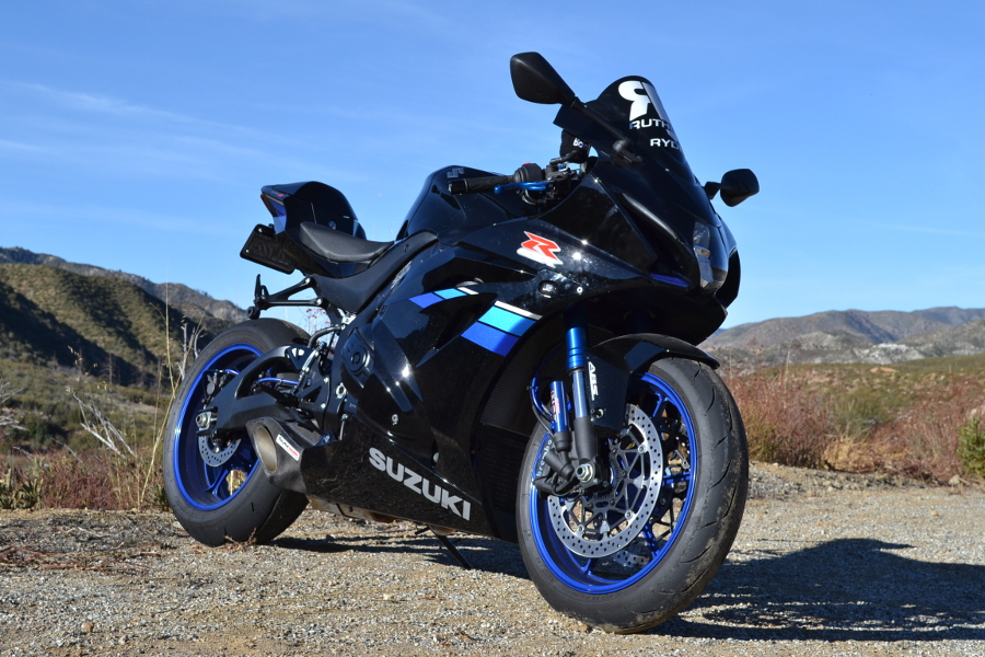 2017-2018 GSXR 1000 Underbelly Exhaust